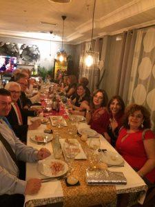 Cenas de grupo de Restaurante Bonavista