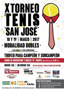 Tenis San Jose