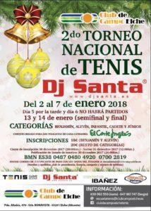 2º Torneo Nacional de Tenis